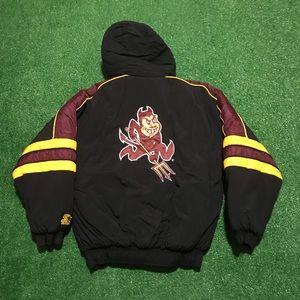 Vintage Starter Arizona State Sun Devils Jacket